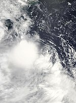 Tropical Storm Wutip 2007 MODIS.jpg