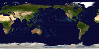 Tropical cyclones in 2014