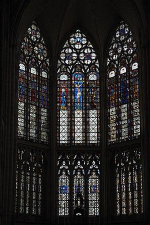 Basilique Saint-Urbain de Troyes - Image: Troyes Saint Urbain Chor 531