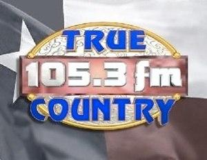 KJDL-FM - Image: True Country Logo