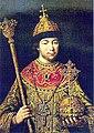 Tsar Mikhail I -cropped.JPG