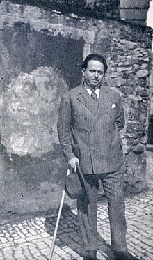 Tucholsky in Paris, 1928