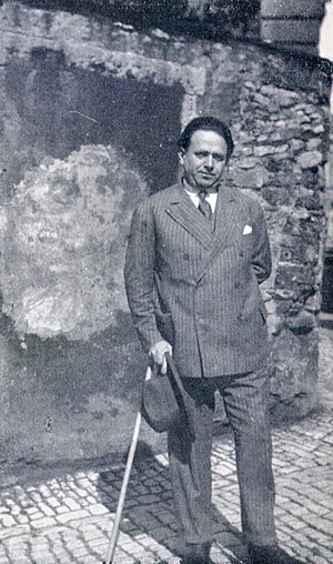 Kurt Tucholsky - Tucholsky in Paris, 1928