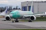 Turkish Airlines, Boeing 777-3F2(ER), TC-LJA - PAE (18275062950).jpg