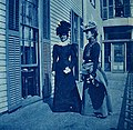 Two Ladies in Cyanotype - Boston.jpg