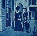 Two Ladies in Cyanotype - Boston.jpg