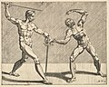 Two Wrestlers, from Wrestlers, plate 4 MET DP822163.jpg