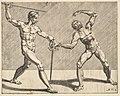 Two Wrestlers, from Wrestlers, plate 4 MET DP822163.jpg
