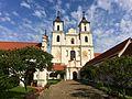 Tytuvėnų Švč. Mergelės Marijos bažnyčios ir bernardinų vienuolyno ansamblio Švč. Mergelės Marijos, Švč. M. Marijos Angelų Karalienės bažnyčia - panoramio.jpg