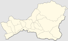 Kizill is located in Republika e Tëvasë