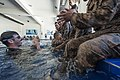 U.S. Reconnaissance Marines, Mongolian soldiers train on basic water survival techniques during Khaan Quest 2016 160526-N-WI365-139.jpg