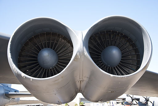 USAF B-52 Stratofortress Engines