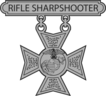 USMC Rifle Sharpshooter badge.png