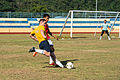 USS Bonhomme Richard sailors play soccer in Malaysia 150224-N-UF697-221.jpg