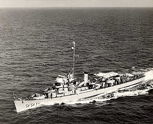 USS Francis M. Robinson (DE-220)