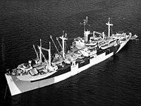 USS Hansford (APA-106) in November 1944.jpg