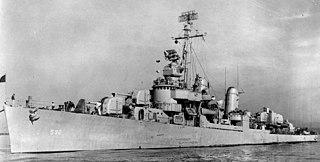 USS <i>Howorth</i> (DD-592)