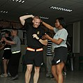 US Army 51582 Deployed Soldier uses Salsa dancing to help cope with combat environment.jpg