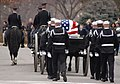 US Navy 030312-N-2147L-001 U.S. Navy Capt. David M. Brown, NASA Astronaut laid to rest.jpg