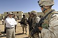 US Navy 060509-N-2568S-077 SECNAV meets with Marines participating in Mojave Viper.jpg