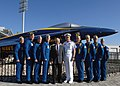 US Navy 060522-N-5390M-003 Members of the U.S. Navy's flight demonstration team, the Blue Angels, attend a dedication ceremony at Navy-Marine Corps Memorial Stadium in Annapolis.jpg