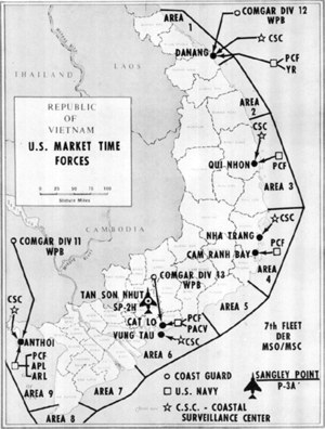 operation market time wikipedia Naval Base Guam Island us navy market time patrol areas in vietnam 1966