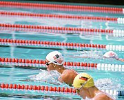 US swimmer Susan Rapp