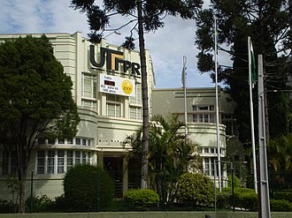 Federal University of Technology – Paraná - UTFPR - Curitiba