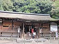 Ujigami Shrine National Treasure World heritage 国宝・世界遺産宇治上神社31.JPG