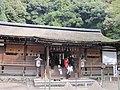 Ujigami Shrine National Treasure World heritage 国宝・世界遺産宇治上神社31.JPG