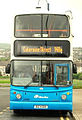 Ulsterbus bus 2309 (IEZ 4309) 2006 Volvo B7TL Alexander Dennis ALX400, 3 July 2009.jpg