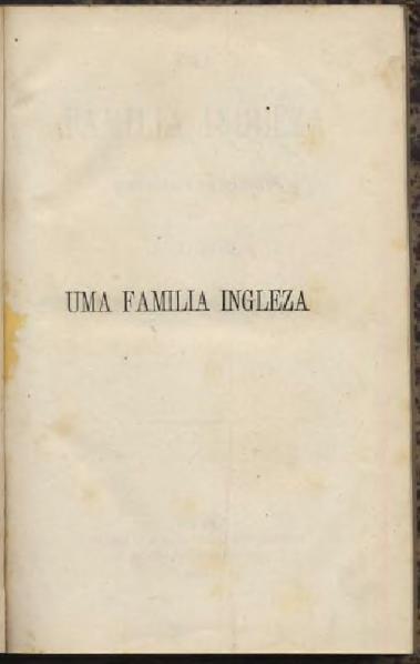 File:Uma Família Ingleza.djvu