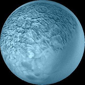 Umbriel (moon) - Image: Umbriel usgsx 2