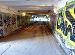 Underpass under railways, Petrozavodsk.jpg