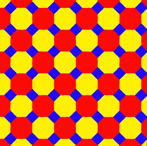 Truncated square tiling - Image: Uniform tiling 44 t 012