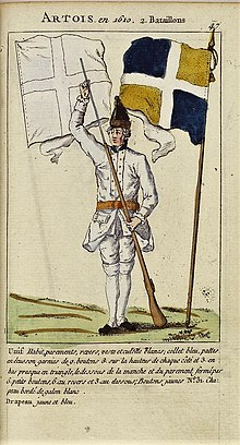 Image illustrative de l'article Régiment d'Artois