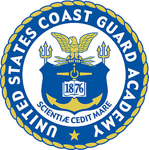United States Coast Guard Academy - Image: United States Coast Guard Academy seal