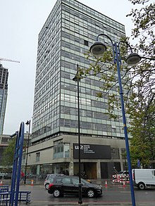 University of the Arts at the Elephant and Castle (geograph 4476299).jpg