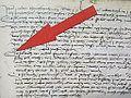 Ur-Reinheitsgebot von 1469 Kopie des Originals.jpg
