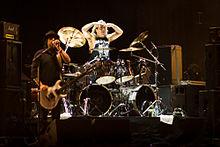 Mikkey Dee con i Motörhead all'Ursynalia Festival 2013 di Varsavia.