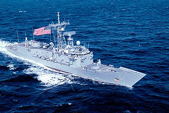 USS Gary (FFG-51) - Image: Uss gary m