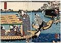 Utagawa Kunisada II - Cherry Blossoms on Both Banks of the Sumida River.jpg