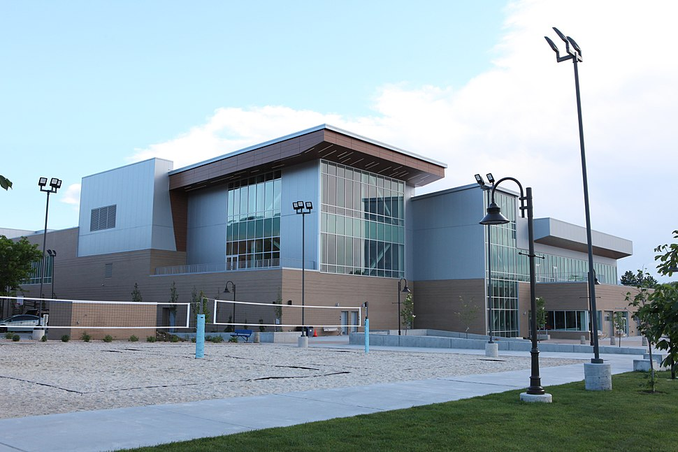 Utah State University Aggie Recreation Center