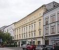 Vöcklabruck Stadtplatz 18, 20 Gasthaus Alte Post.jpg