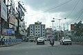 VIP Road With Jessore Road Junction - Airport 1st Gate Area - Kolkata 2017-08-08 3969.JPG