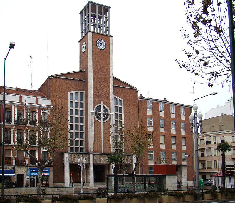 Valladolid iglesia franciscanos lou.jpg