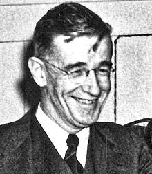 what invention did vannevar bush write about in 1945 essay Free essay: albert einstein and the atomic bomb the physicist albert einstein did not directly participate in the invention of the atomic bomb  vannevar bush.