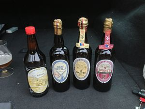 Brasserie de Saint-Sylvestre - Various beers from Brasserie de Saint-Sylvestre