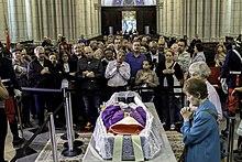 Velório de Dom Paulo terá missas a cada duas horas na Catedral na Sé.jpg