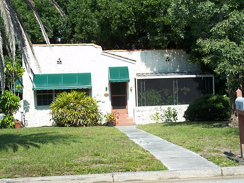 Sarasota County, Florida Registered Historic Place